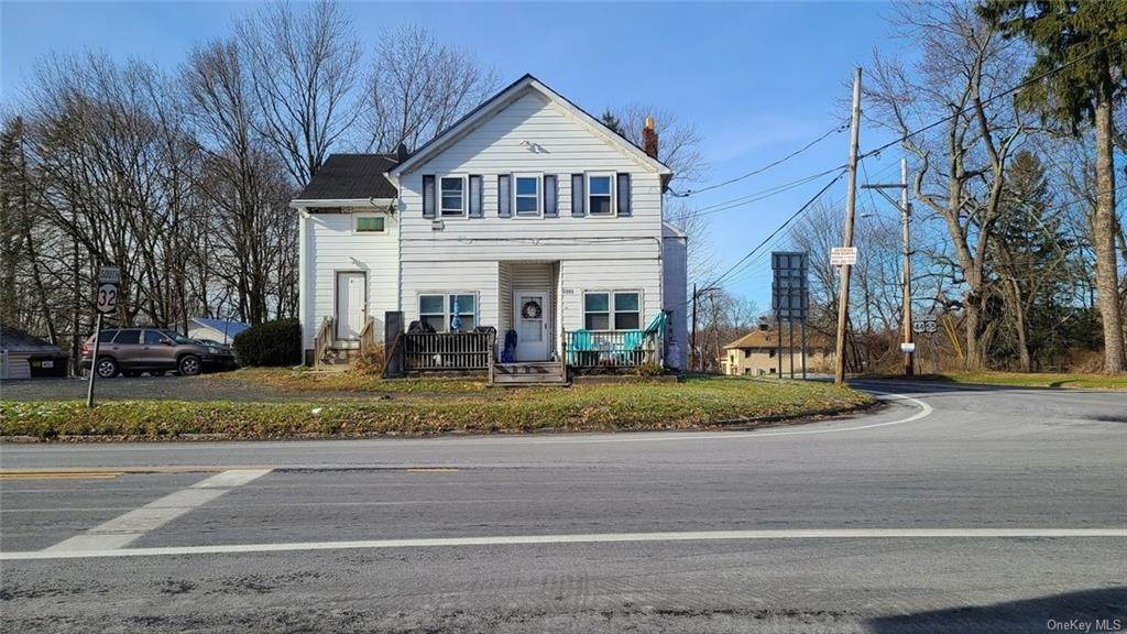 Residential Income for Sale at 2085 State Route 32 Modena, New York 12548 United States