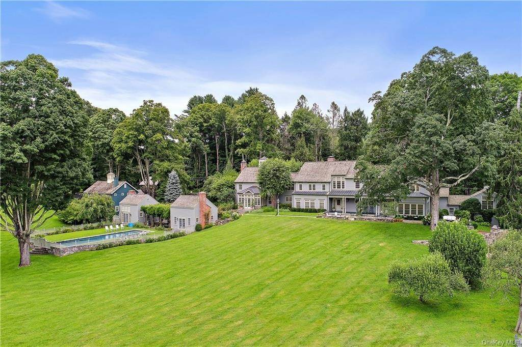 Residential for Sale at 330 Stone Hill Road Pound Ridge, New York 10576 United States