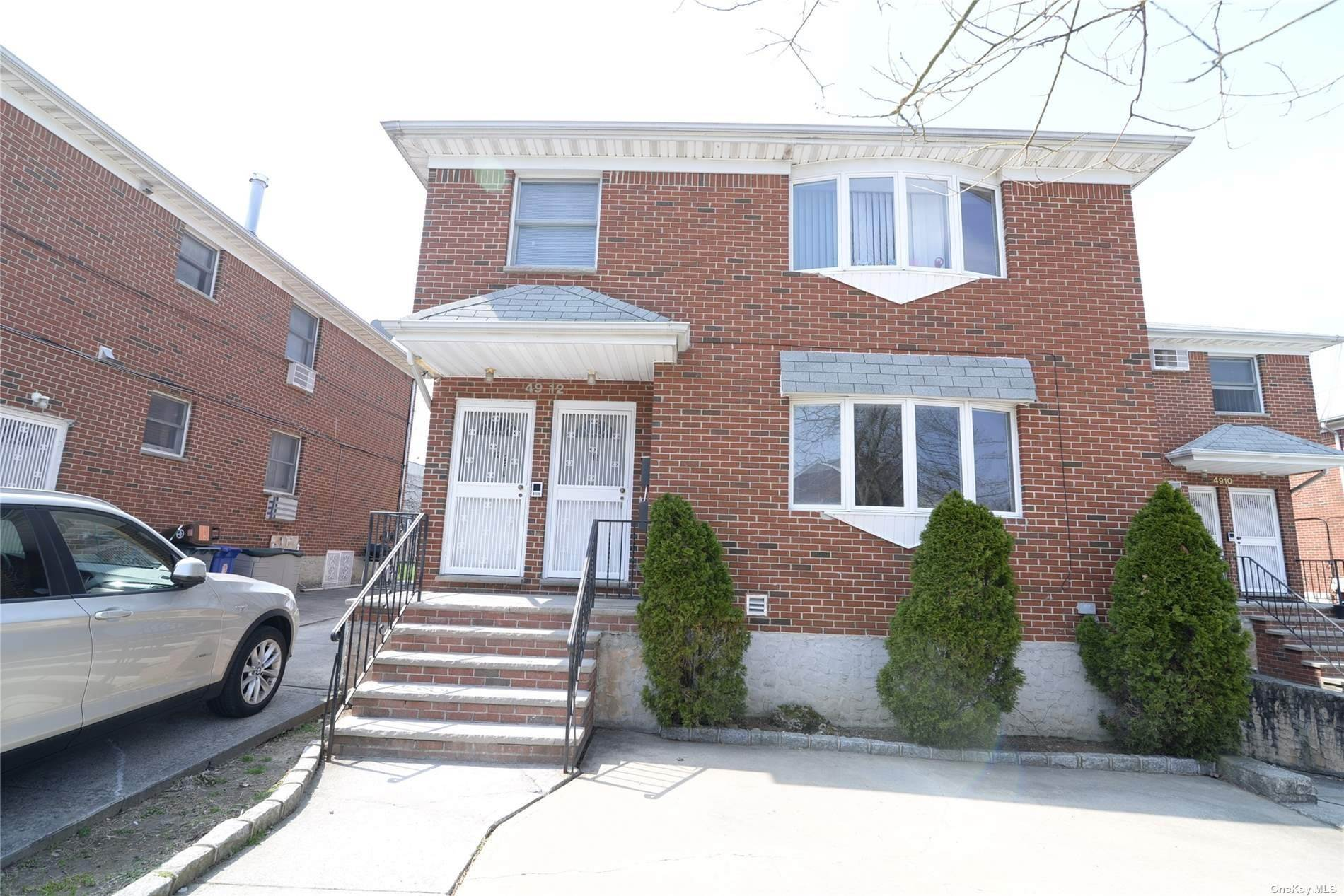 Residential Income for Sale at 49-12 Enfield Place Oakland Gardens, New York 11364 United States