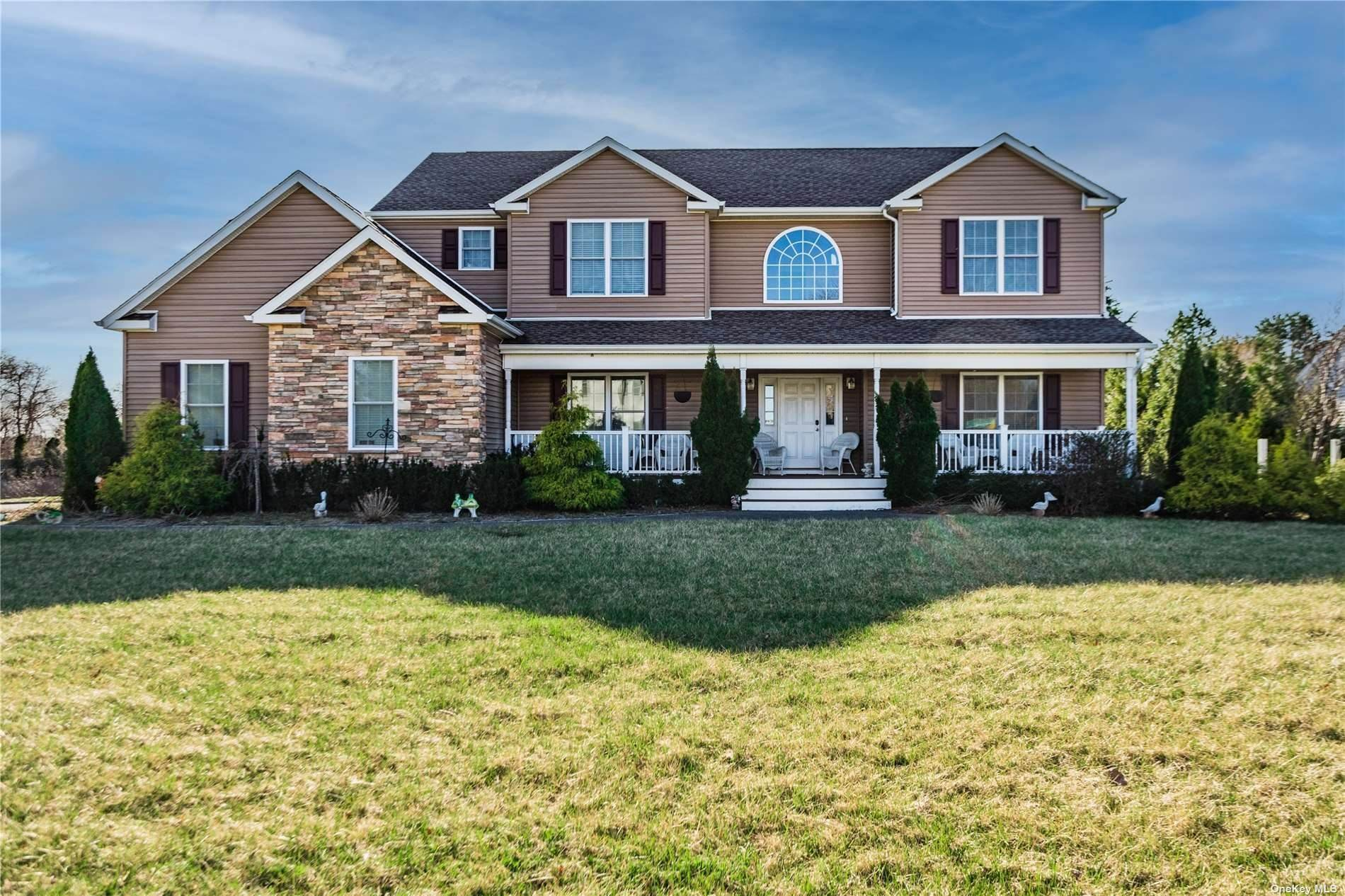 Residential for Sale at 84 Cobblestone Drive Shoreham, New York 11786 United States