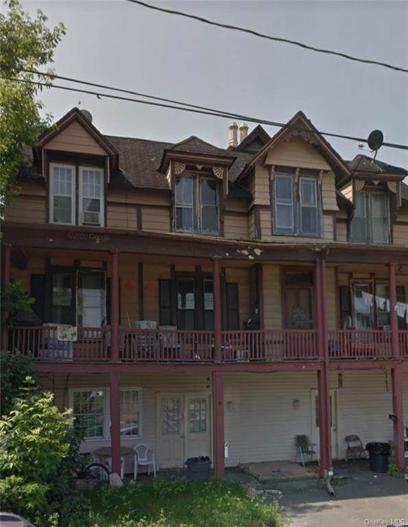 Residential Income for Sale at 17 Depot Street Catskill, New York 12414 United States