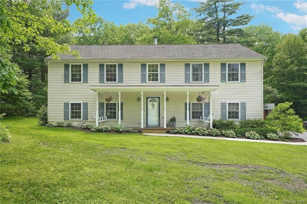 Residential for Sale at 1353 Wurtsboro Mountain Road Wurtsboro, New York 12790 United States