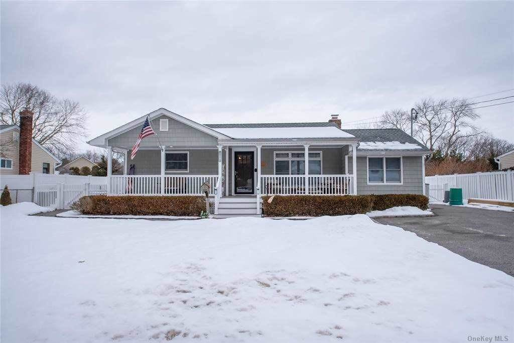 Residential for Sale at 119 Brook Street, W. Sayville, NY 11796 West Sayville, New York 11796 United States