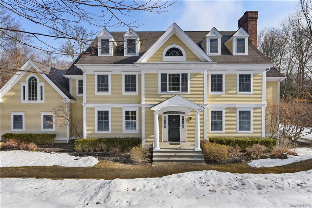 Residential for Sale at 70 Dann Farm Road Pound Ridge, New York 10576 United States