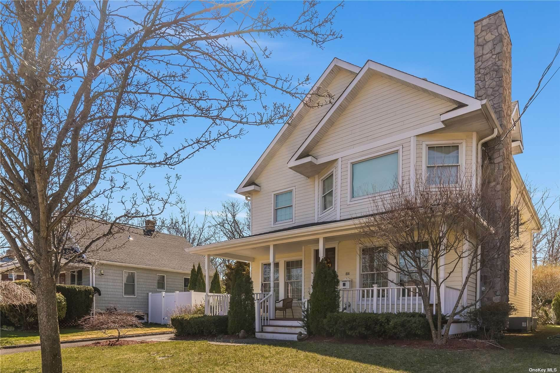 Residential for Sale at 156 Summers Street Oyster Bay, New York 11771 United States