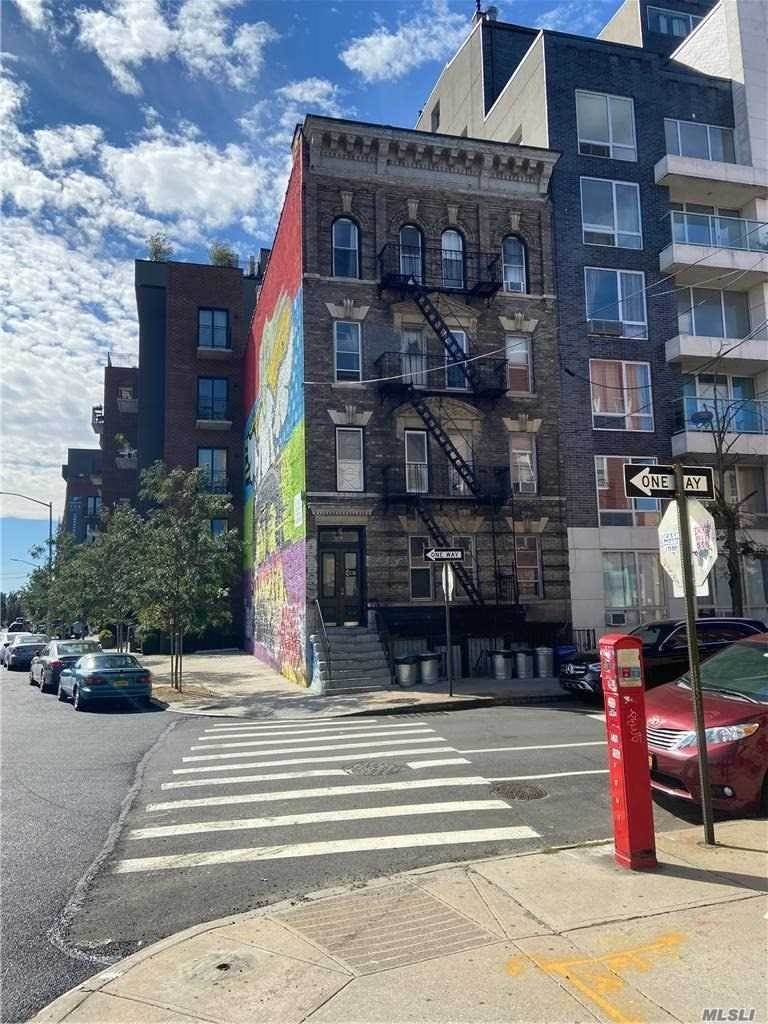 Residential Income for Sale at 188 Eagle Street, Greenpoint, NY 11222 Brooklyn, New York 11222 United States