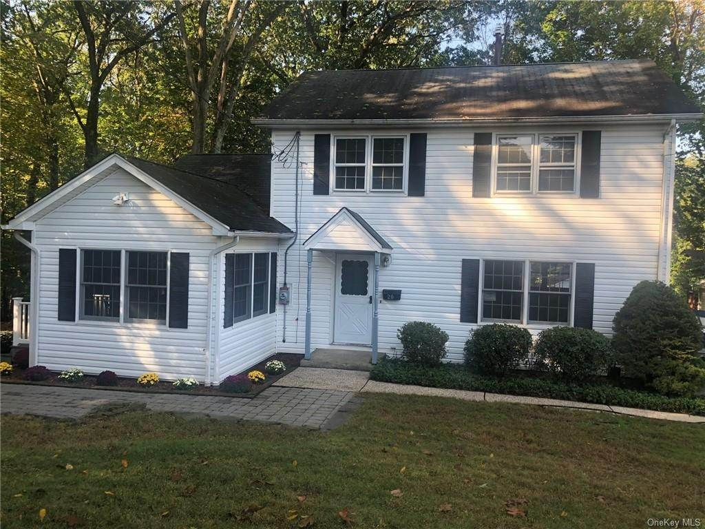 Residential for Sale at 20 Grant Street, Orangetown, NY 10983 Tappan, New York 10983 United States