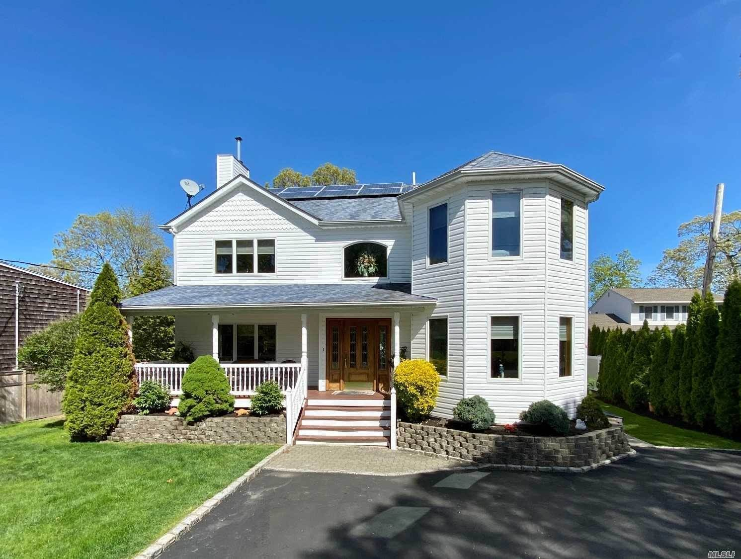 Residential for Sale at 45 Crystal Beach Boulevard Moriches, New York 11955 United States