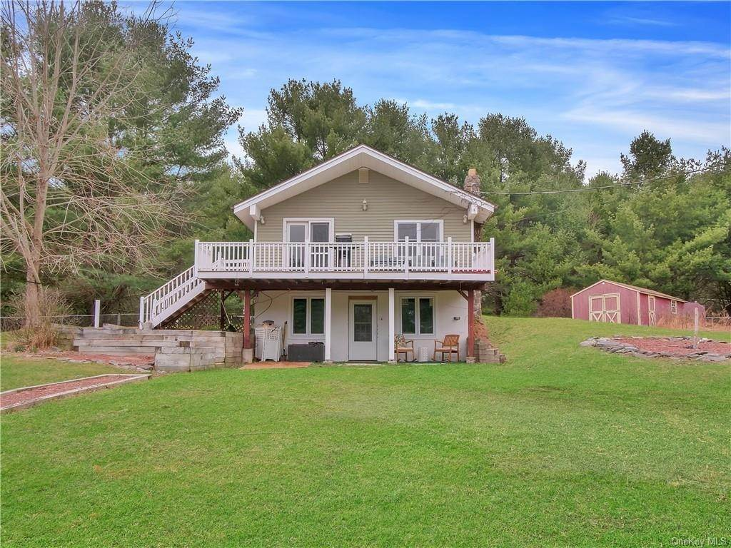 Residential for Sale at 211 Van Tuyl Road Barryville, New York 12719 United States