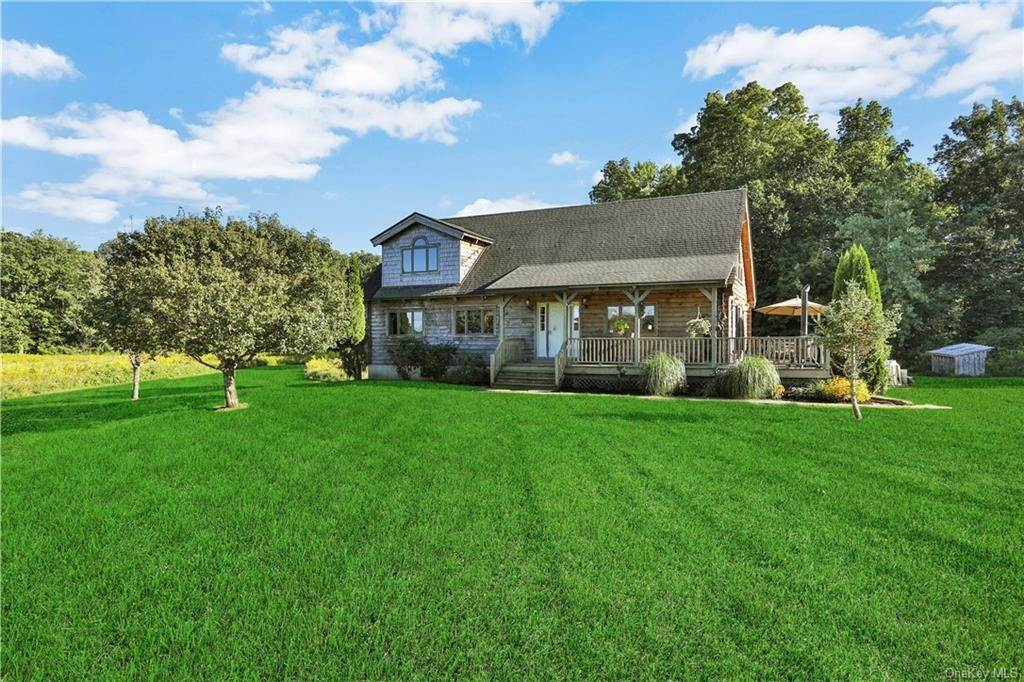 Residential for Sale at 447 Pine Bush Road Stone Ridge, New York 12484 United States