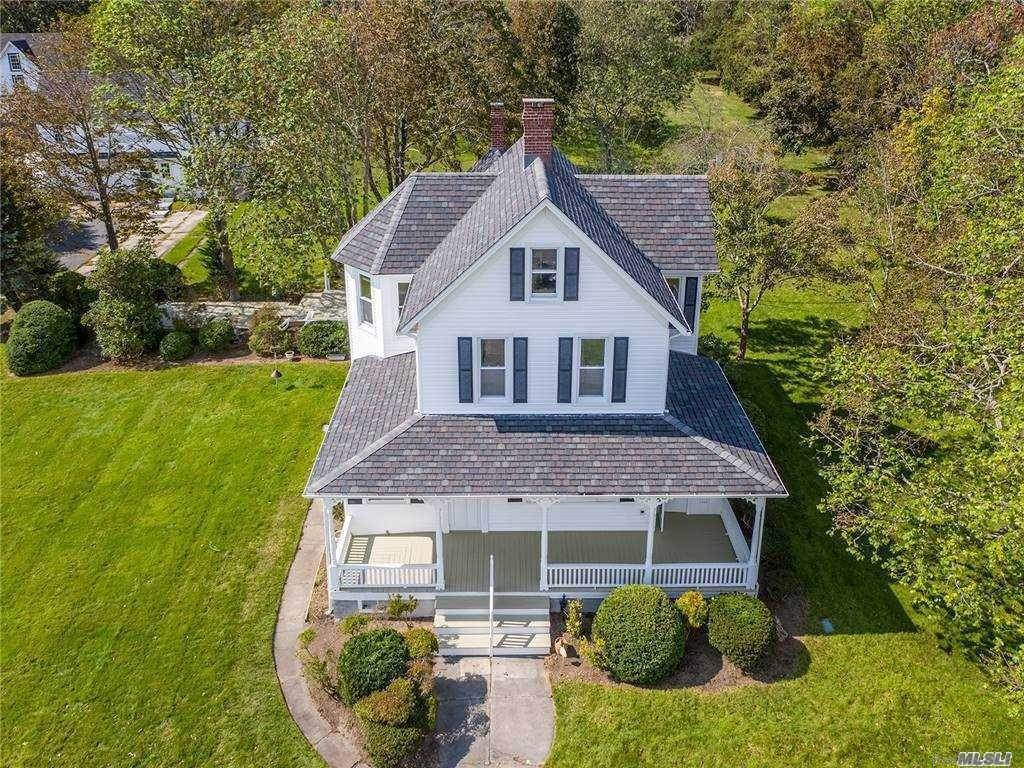 Residential for Sale at 96 Lake Avenue, Center Moriches, NY 11934 Center Moriches, New York 11934 United States
