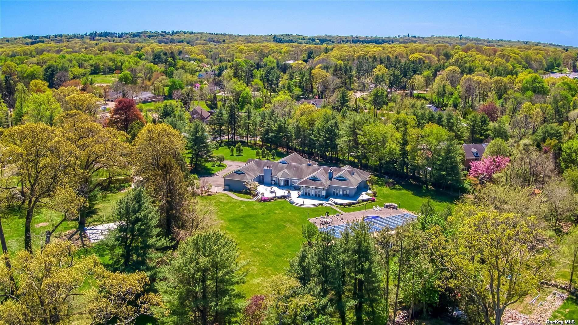 Residential for Sale at 1449 Cedar Swamp Upper Brookville, New York 11545 United States