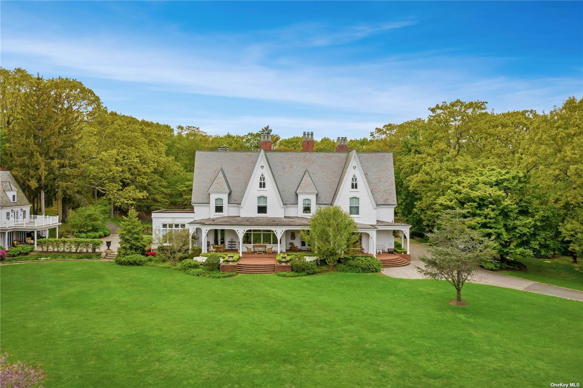 Residential for Sale at 1026 W Shore Road Mill Neck, New York 11765 United States