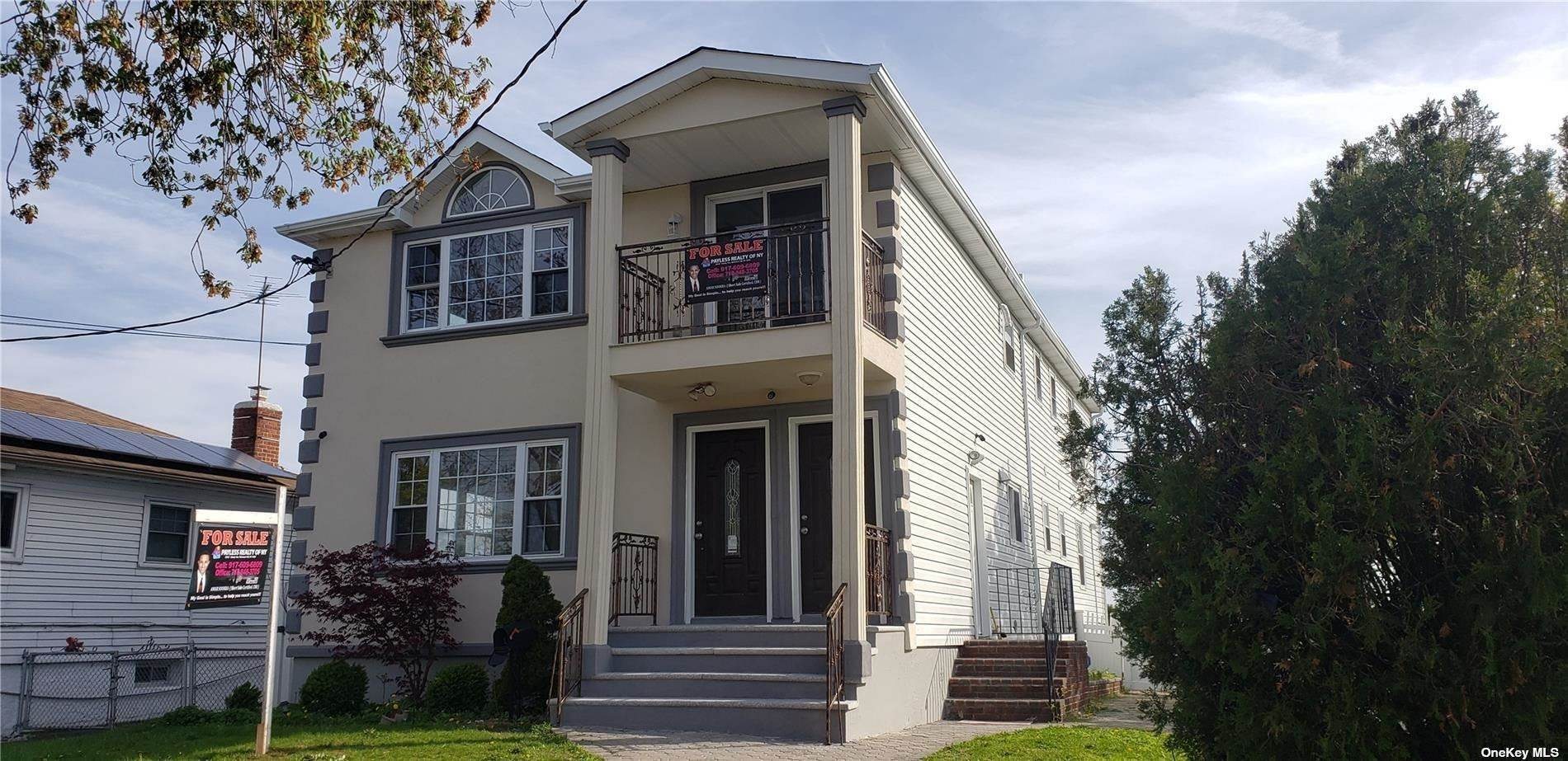 Residential Income for Sale at 243-04 149th Avenue Rosedale, New York 11422 United States