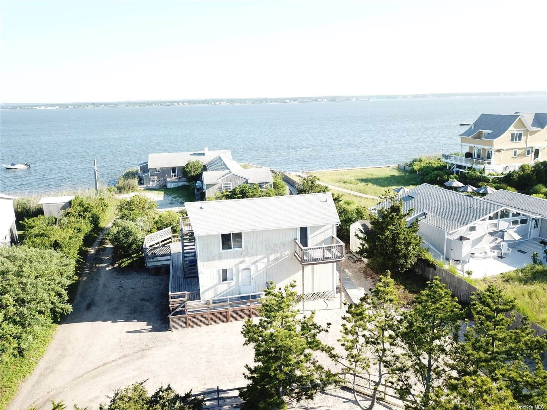 Residential for Sale at 654 B Dune Road Westhampton Dunes, New York 11978 United States