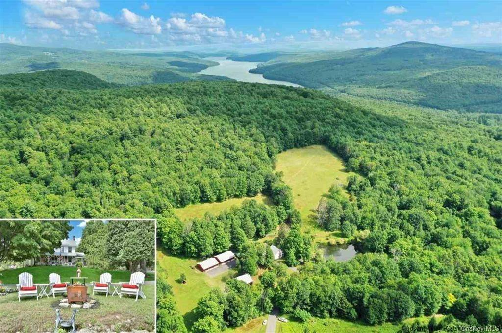 Residential for Sale at 341 Moore Hill Road, Neversink, NY 12740 Grahamsville, New York 12740 United States