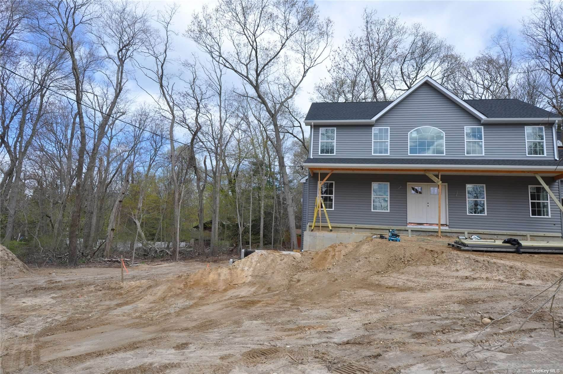 Residential for Sale at 136 Hallock Landing Road Rocky Point, New York 11778 United States
