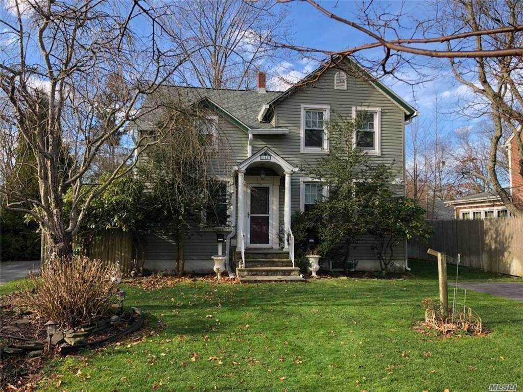 Residential Income for Sale at 144 Division Avenue, W. Sayville, NY 11796 West Sayville, New York 11796 United States