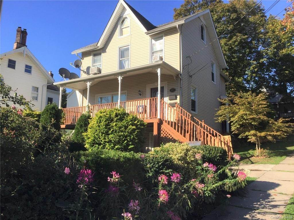 Residential Income for Sale at 180 S Franklin Street, Orangetown, NY 10960 Nyack, New York 10960 United States