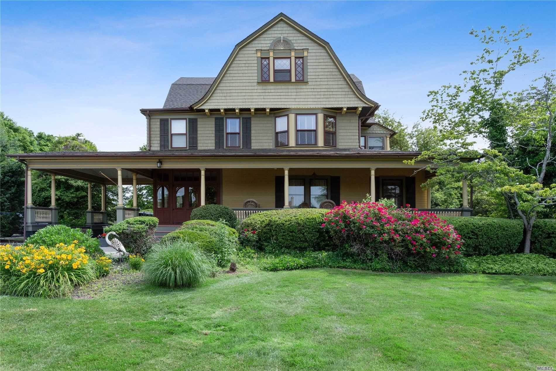Residential for Sale at 75 Oak Neck Lane West Islip, New York 11795 United States