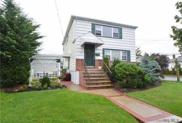 Residential Income for Sale at 74 4th Avenue, E. Rockaway, NY 11518 East Rockaway, New York 11518 United States
