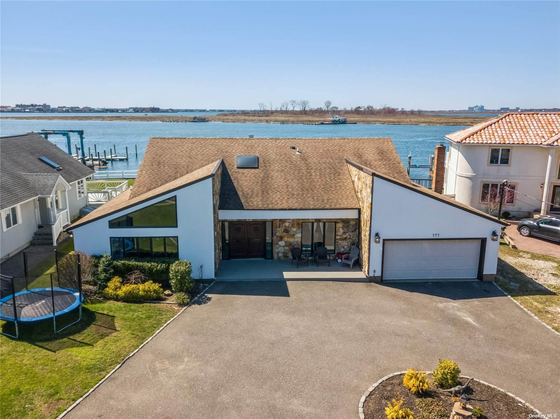 Residential for Sale at 171 Warwick Boulevard Island Park, New York 11558 United States