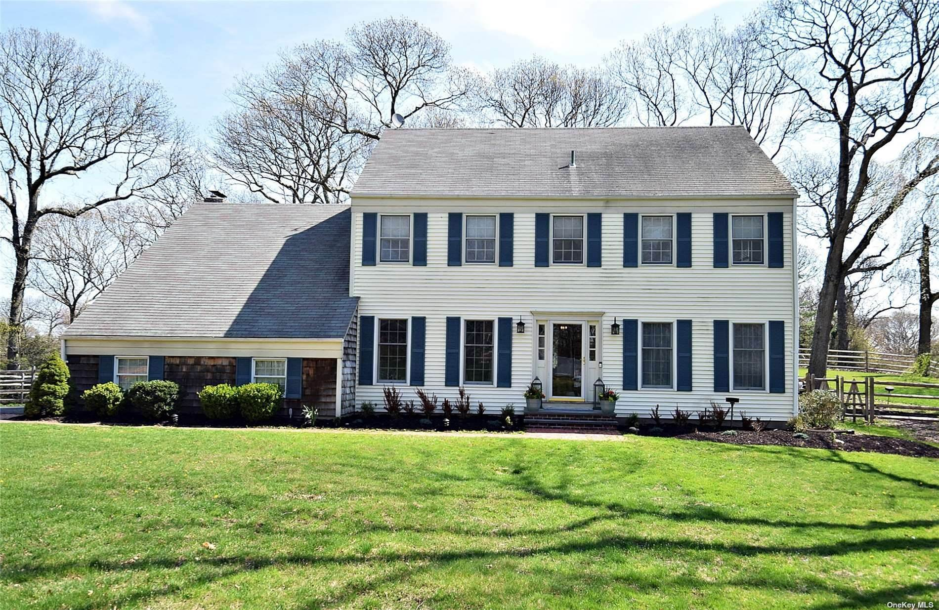 Residential for Sale at 1 Missapogue Shoreham, New York 11786 United States