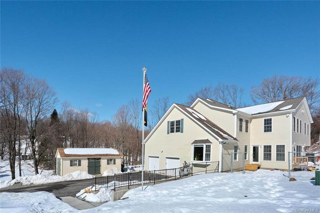 Residential for Sale at 303 Harriman Heights Road Harriman, New York 10926 United States