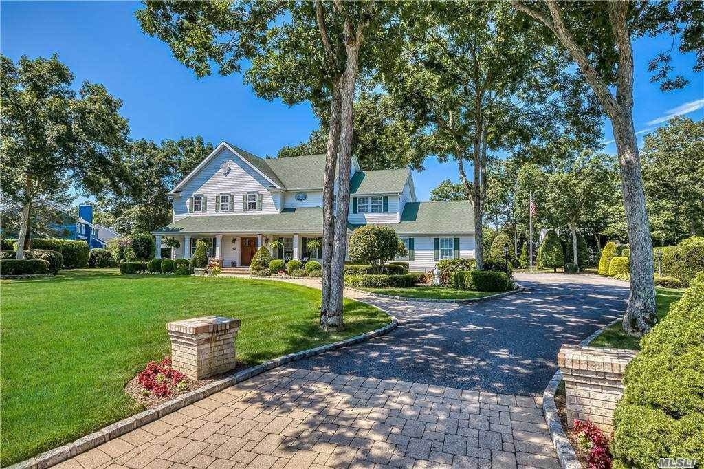 Residential for Sale at 46 Ridgefield Drive Shoreham, New York 11786 United States
