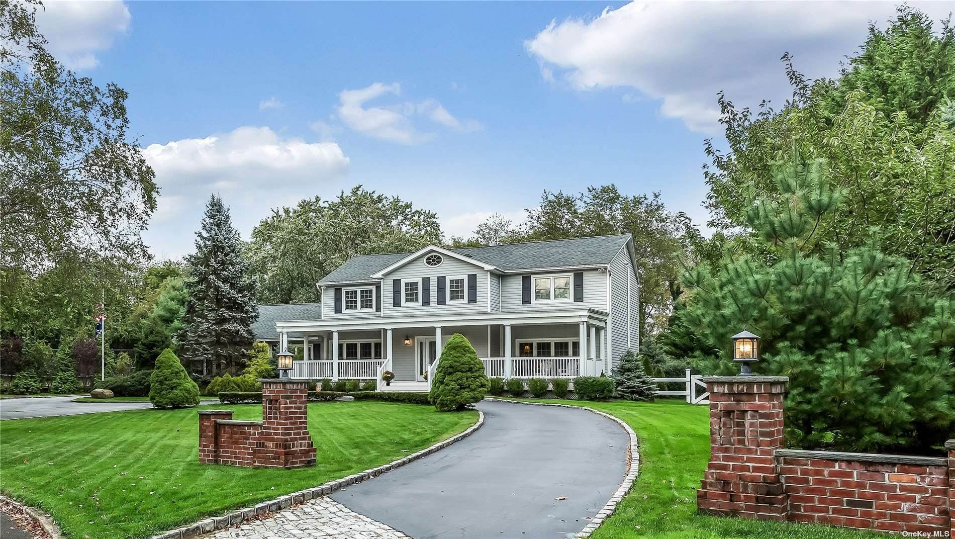 Residential for Sale at 4 Rough Riders Court, Cold Spring Hrbr, NY 11724 Cold Spring Harbor, New York 11724 United States