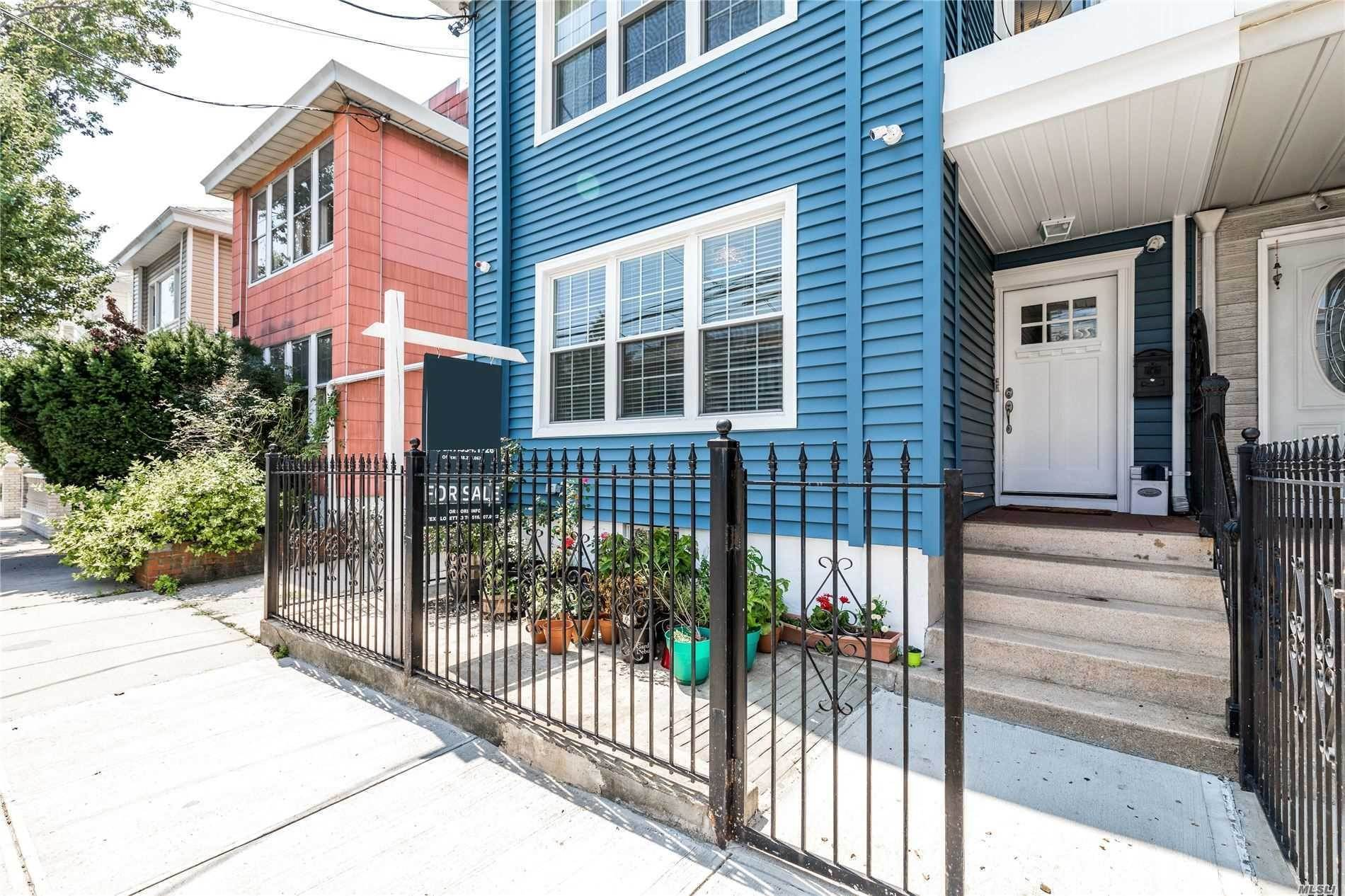 Residential Income for Sale at 111-30 112th Street, S. Ozone Park, NY 11420 S Ozone Park, New York 11420 United States