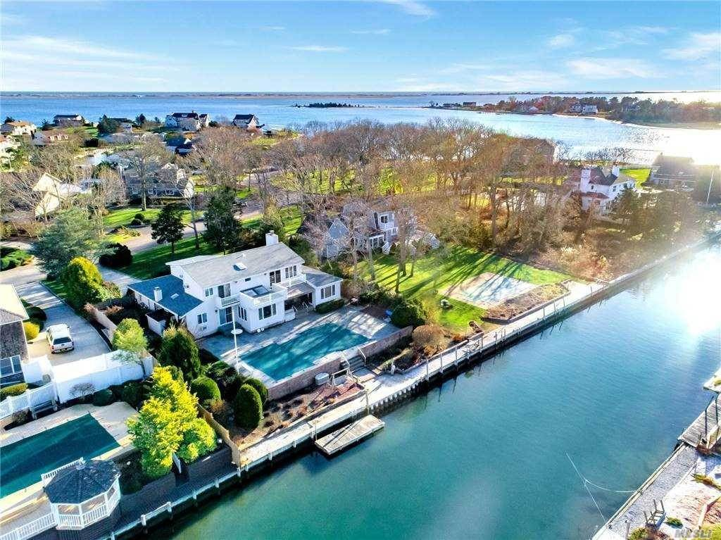 Residential for Sale at 9 Canal Way Hampton Bays, New York 11946 United States