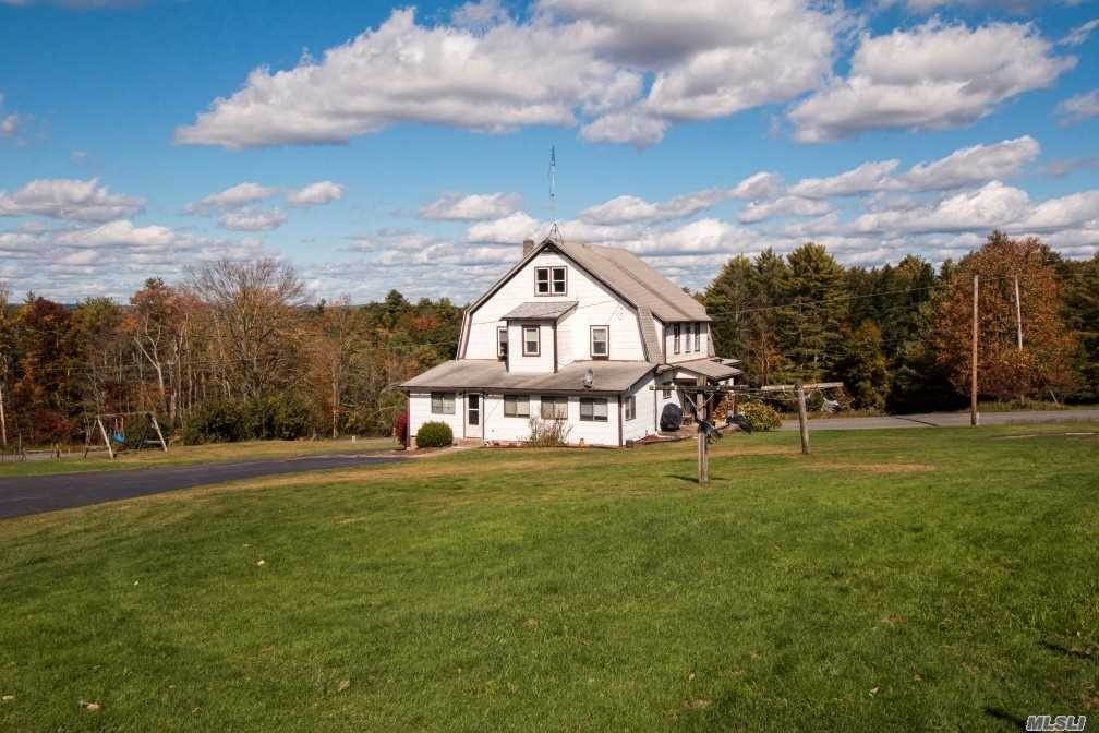 Residential for Sale at 142 Gables Road Narrowsburg, New York 12764 United States