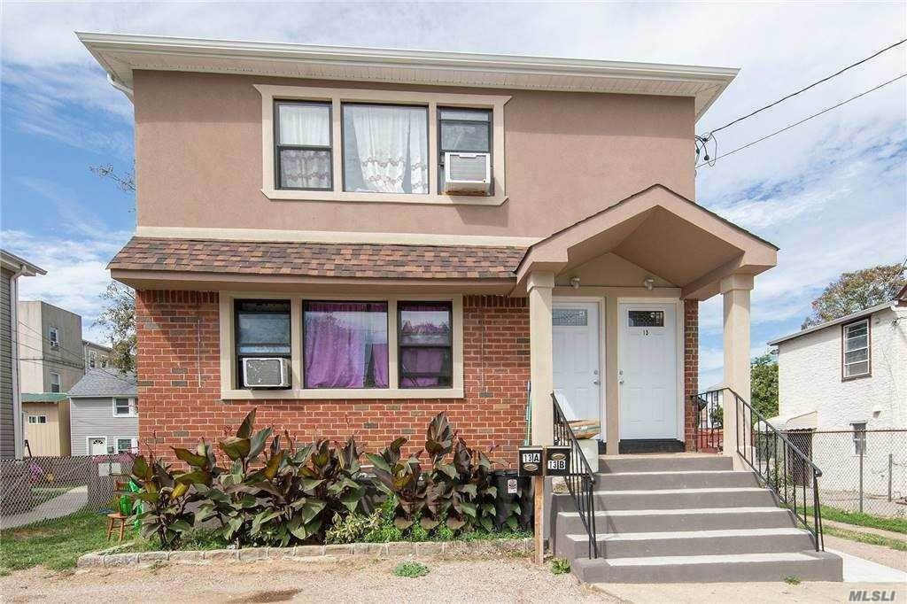 Residential Income for Sale at 13 Clinton Avenue, Inwood, NY 11096 Inwood, New York 11096 United States