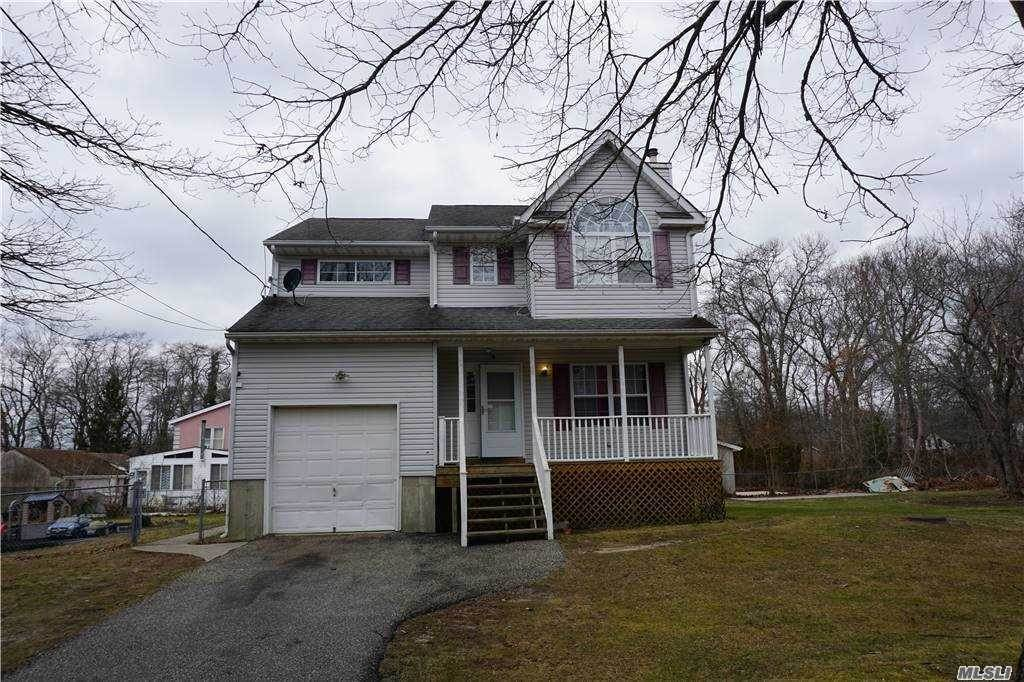 Residential for Sale at 94 Hemlock Drive Mastic Beach, New York 11951 United States