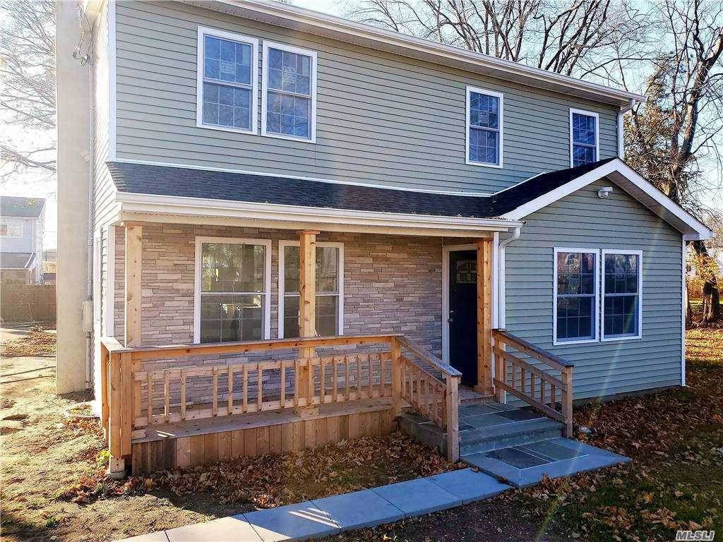 Residential for Sale at 102 S 31st Street, Wyandanch, NY 11798 Wyandanch, New York 11798 United States