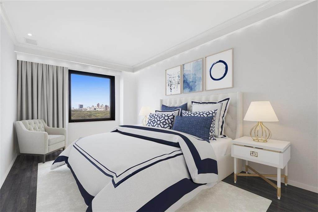 Residential Lease الساعة 160 Central Park S # 1607 New York, New York 10019 United States