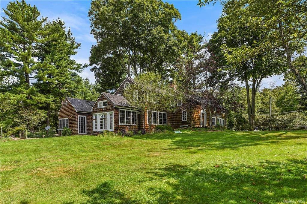Residential for Sale at 156 Old Stone Hill Road, Pound Ridge, NY 10576 Pound Ridge, New York 10576 United States