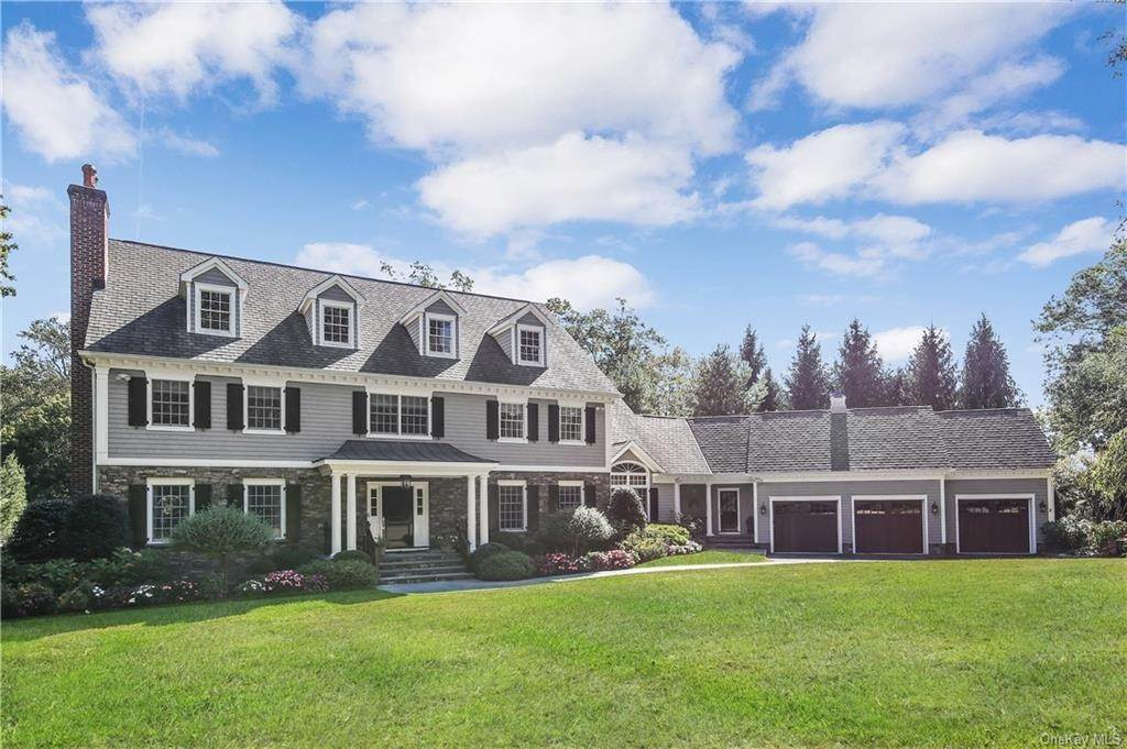 Residential for Sale at 57 Woodlands Road, Harrison, NY 10528 Harrison, New York 10528 United States