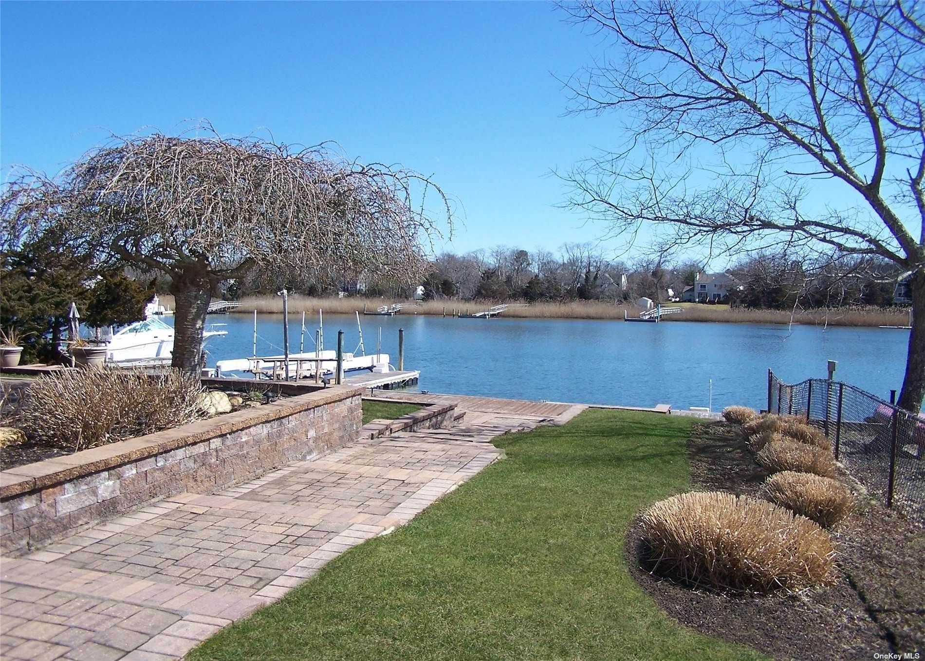 Residential for Sale at 103 Crystal Beach Boulevard Moriches, New York 11955 United States