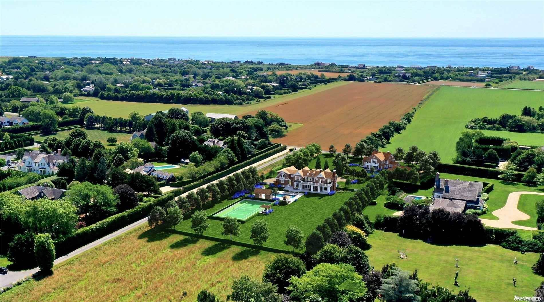 2. Residential for Sale at 414 & 414A Hedges Lane Sagaponack, New York 11962 United States