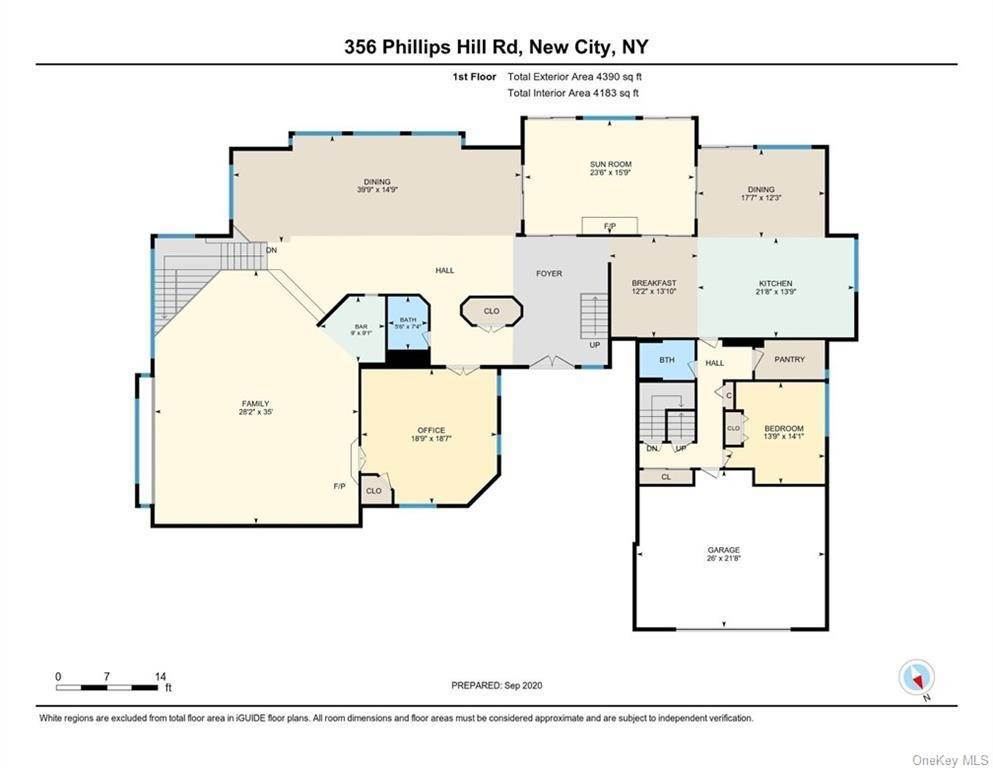 34. Residential for Sale at 356 Phillips Hill Road New City, New York 10956 United States
