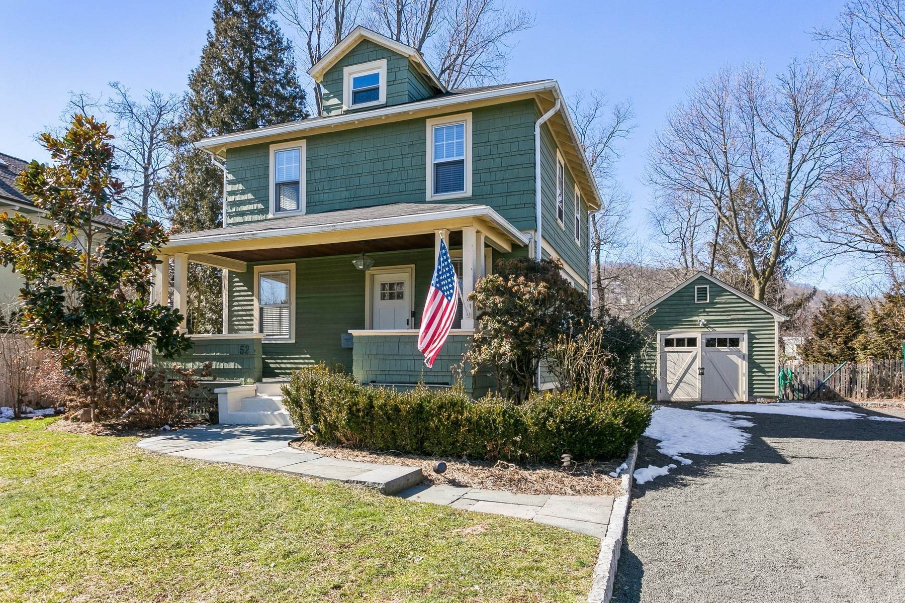 Single Family Homes for Sale at Village Colonial 52 Glen Byron Avenue South Nyack, New York 10960 United States