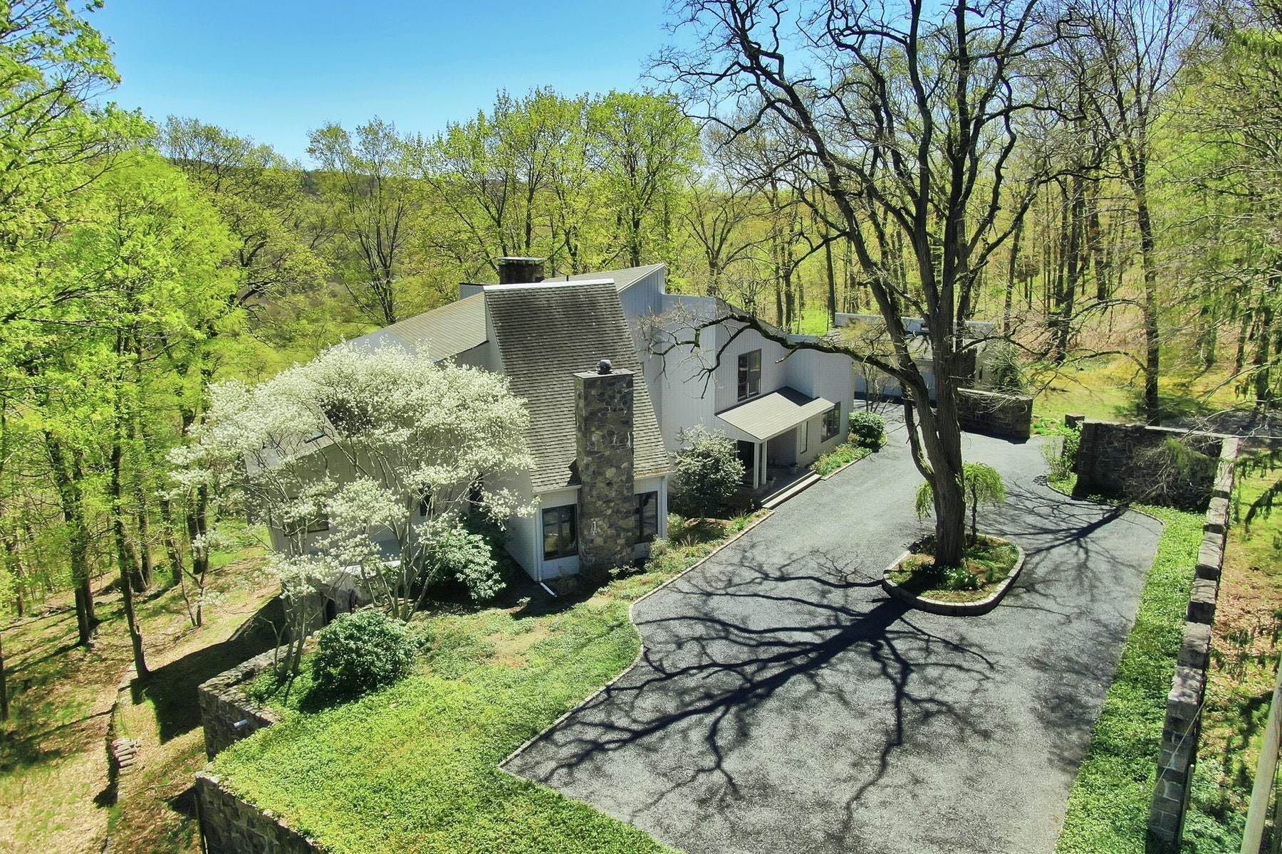 29. Single Family Homes for Sale at Four Seasons 57 Lookout Road Tuxedo Park, New York 10987 United States