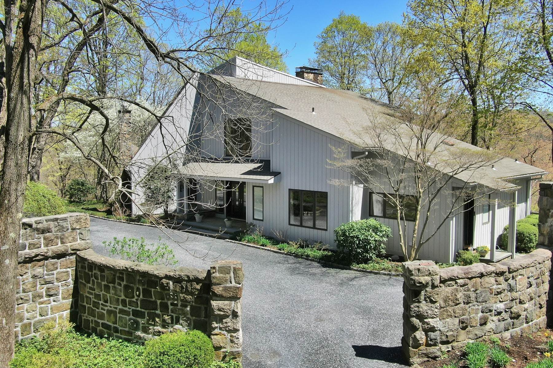2. Single Family Homes for Sale at Four Seasons 57 Lookout Road Tuxedo Park, New York 10987 United States