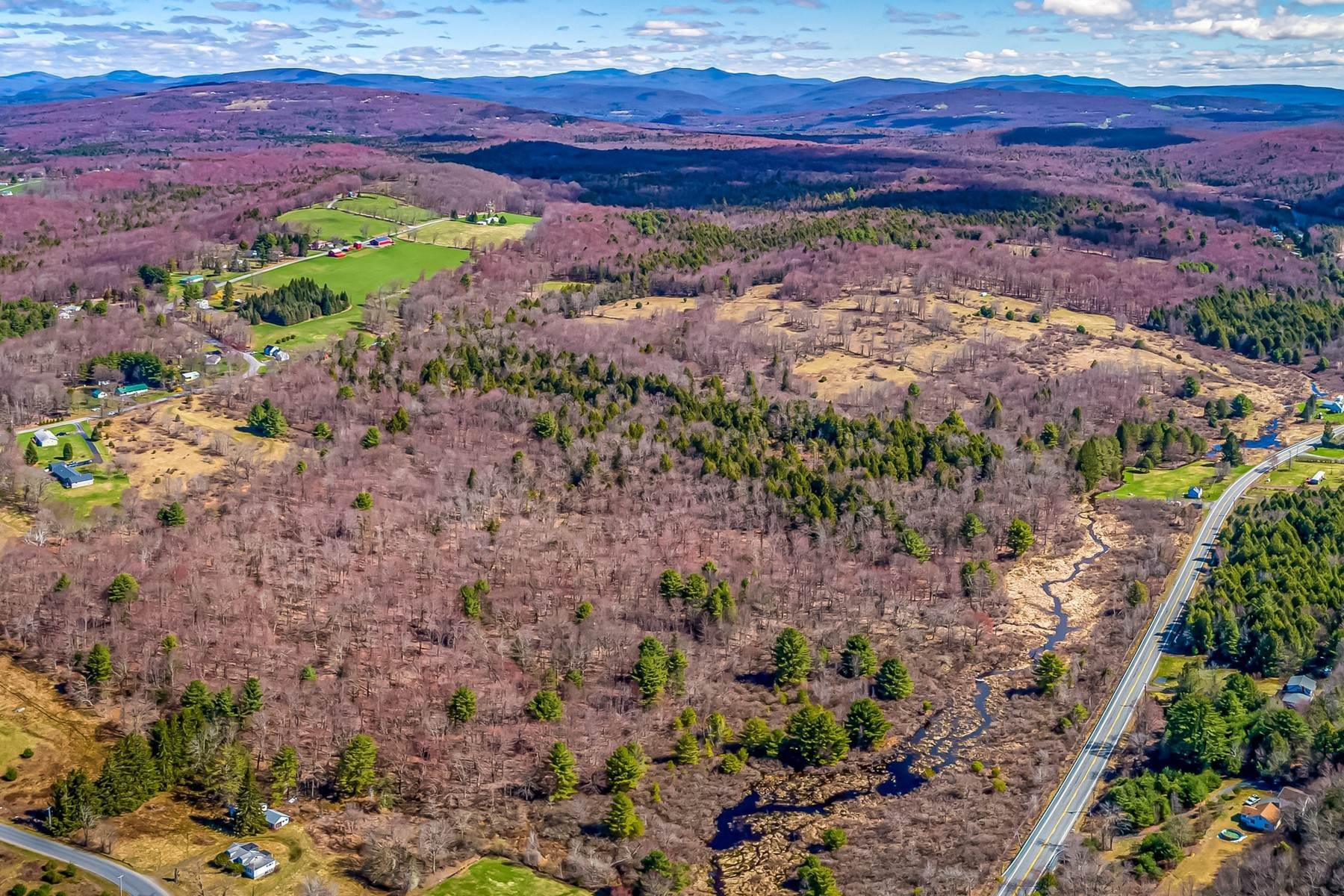 Land for Sale at Beautiful Catskills Cypert Road Tr 105 Fallsburg, New York 12733 United States