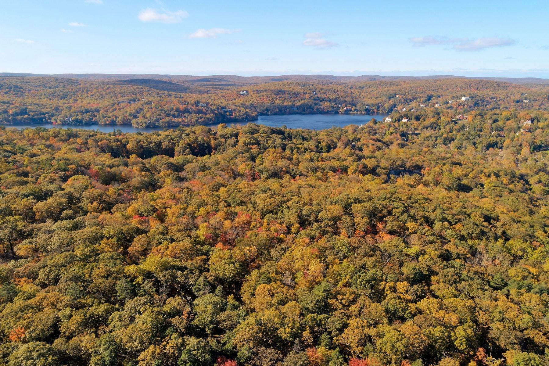 Land for Sale at Breathtaking 25 Acre Parcel Pine Hill Road Tuxedo Park, New York 10987 United States